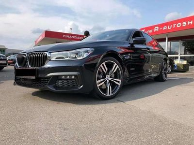 gebraucht BMW 740 d xDrive G11 M-Paket *Online Kauf Möglich*