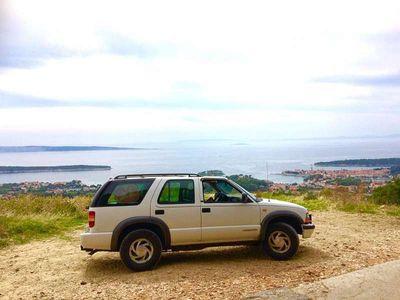 gebraucht Chevrolet Blazer SUV / Geländewagen