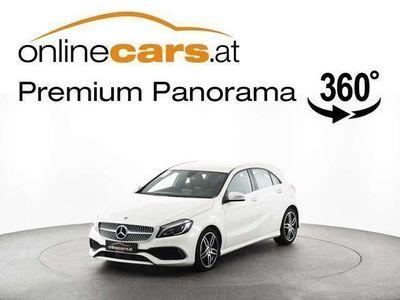 used Mercedes A180 A-Klassed LED RFK TEMP AMG PAKET MEGAPREIS Limousine,
