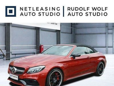 gebraucht Mercedes C63S AMG C 63 AMGAMG Distronic/Styling/Autom./Klima/LED eFH.