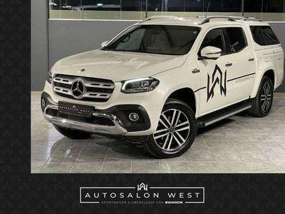 gebraucht Mercedes X350 d 4Matic *LEDER BRAUN*WERKSGARANTIE*