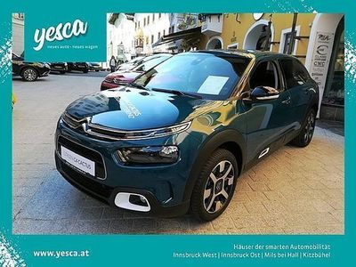 gebraucht Citroën C4 Cactus PureTech 130 S&S Manuell Shine Shine