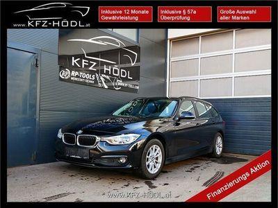 gebraucht BMW 320 d xDrive Touring Advantage Aut.