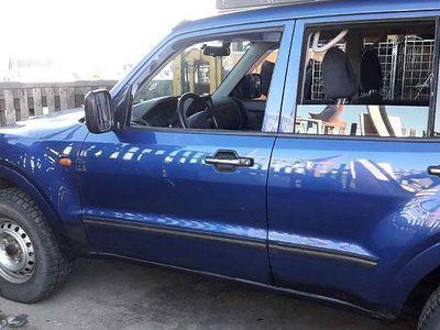 gebraucht Mitsubishi Pajero 3.2l 121kw SUV / Geländewagen