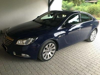 gebraucht Opel Insignia 2,0 BiTurbo Cosmo CDTI Ecotec Aut.