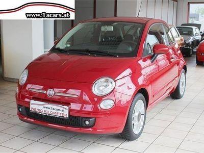 gebraucht Fiat 500 1,2 Sport,Leder,Alu,