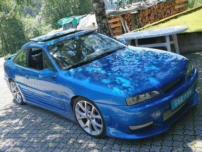 gebraucht Opel Calibra 2,0i 16 V Turbo 4x4