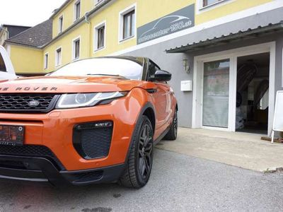 gebraucht Land Rover Range Rover evoque Cabriolet HSE Dynamic 2,0 TD4 Aut. Cabrio / Roadster