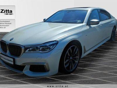 gebraucht BMW M760 7er-ReihexDrive Aut. Limousine,