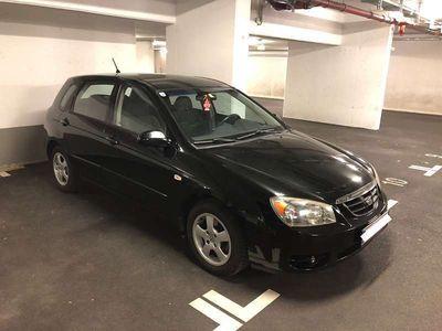 gebraucht Kia Cerato CRDi/5T/Ex/Luxury/2.0 Klein-/ Kompaktwagen