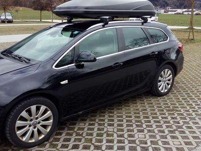gebraucht Opel Astra 1.7 CDTI Kombi / Family Van