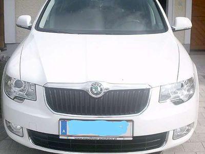 gebraucht Skoda Superb GreenLine Ambition TDI Limousine