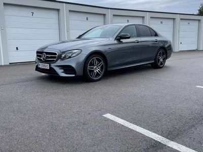 gebraucht Mercedes E350 4MATIC Avantgarde Aut.
