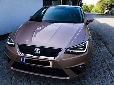 gebraucht Seat Ibiza ST Style 1,0 ECO TSI Start-Stopp