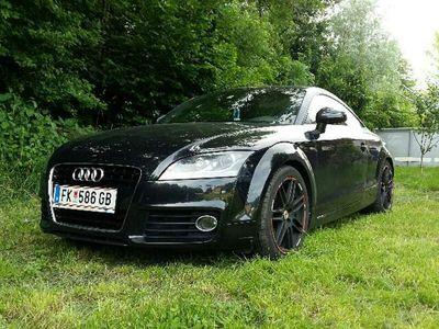 gebraucht Audi TT Coupé 2,0 TFSI Sline