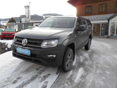 gebraucht VW Amarok DoubleCab Entry 30 TDI 4Motion