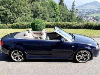 gebraucht Audi A4 Cabriolet Cabrio / Roadster