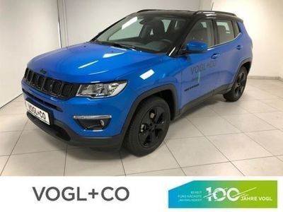 brugt Jeep Compass 1,4 MULTIAIR NIGHT EAGLE FWD 6MT 140PS E6D