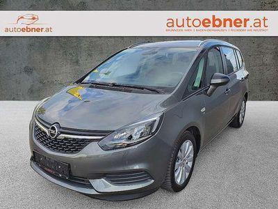 gebraucht Opel Zafira 1,6 Turbo 120 Jahre Edition Aut.