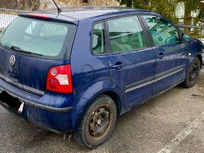gebraucht VW Polo Cool Family 1,4