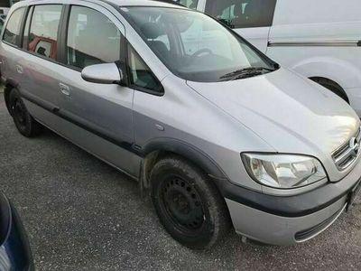 gebraucht Opel Zafira Comfort 2,0 16V DTI