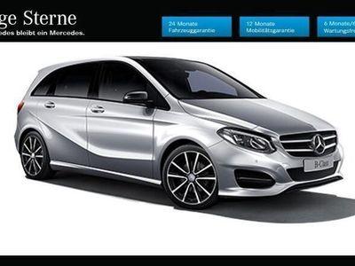 gebraucht Mercedes B200 d 4MATIC Aut.