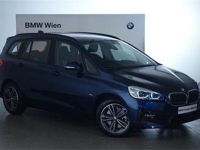 used BMW 218 Gran Tourer 2er-Reihe d Sport Line Aut. Kombi / Family Van,