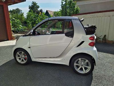 gebraucht Smart ForTwo Cabrio Passion softtouch / Roadster