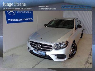 gebraucht Mercedes E220 E-Klasse4MATIC Austria Edition Aut. Limousine,