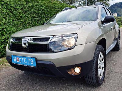 gebraucht Dacia Duster 1,5 dCi, 90 PS, 4x4