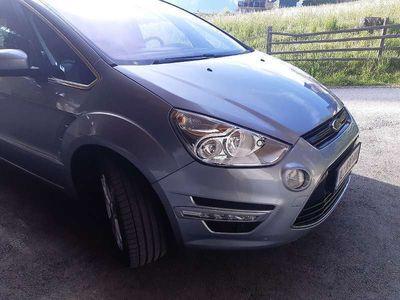 gebraucht Ford S-MAX Titanium Kombi / Family Van