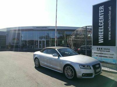 gebraucht Audi A5 Cabriolet 2.0 TFSI * S-LINE * 19'' RÄDER * B&O