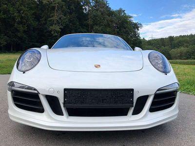 gebraucht Porsche 911 GTS Sportwagen / Coupé,