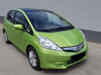 gebraucht Honda Jazz 1,3 IMA Hybrid Elegance CVT