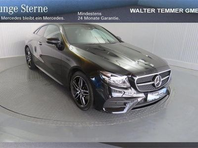 used Mercedes E220 4MATIC Coupe AMG LINE