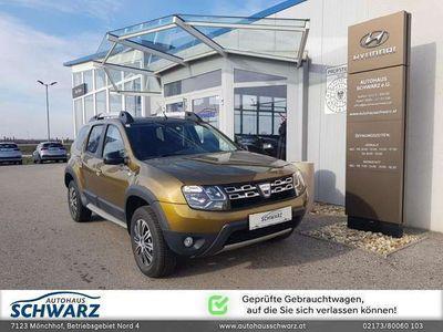 gebraucht Dacia Duster Sensation dCi 110 S&S SUV / Geländewagen