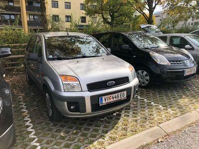 gebraucht Ford Fusion 1.4 Klein-/ Kompaktwagen