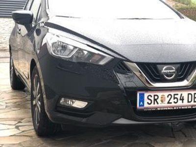 gebraucht Nissan Micra 0,9 IG-T Tekna