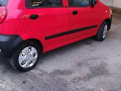 gebraucht Chevrolet Matiz 0,8 Klein-/ Kompaktwagen