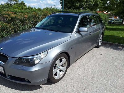 gebraucht BMW M1 5er-Reihe e 61vollausstatung Kombi / Family Van,