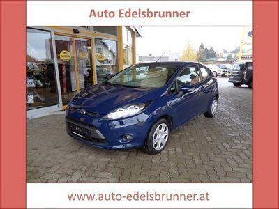 gebraucht Ford Fiesta Trend 1,25**BLUETOOTH*AUX**