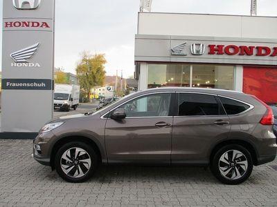 gebraucht Honda CR-V 1,6i-DTEC Executive 4WD Aut. / NEUWAGEN ZUSTAND!