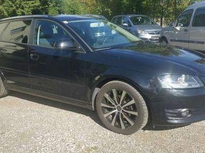 gebraucht Audi A3 Sportback Attraction 1,9 TDI DPF
