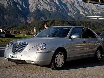 gebraucht Lancia Thesis 2,4 20v Emblema Limousine,
