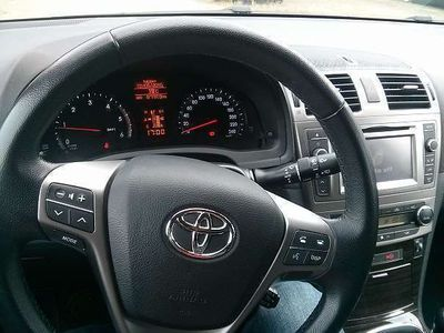 Toyota Avensis 2,0 D4D 125 Comfort mit Navi amp; Rückfahrkamera Kombi