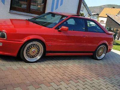 gebraucht Audi 80 2.0E coupe Sportwagen / Coupé