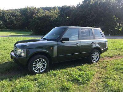 brugt Land Rover Range Rover 3,0 Td6 Vogue SUV / Geländewagen,