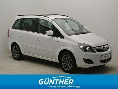gebraucht Opel Zafira 1,6 Style ecoflex