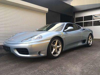 gebraucht Ferrari 360 Modena F1 Österreichische Erstauslieferung ! Eintauschmöglichkeit ! Sportwagen / Coupé