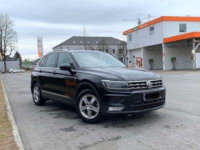gebraucht VW Tiguan 2.0 TDI SUV / Geländewagen